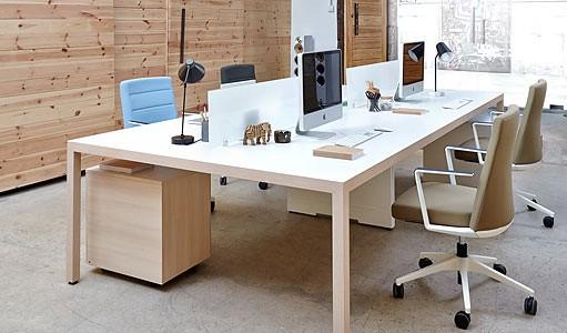 Mateofic for Alquiler de mobiliario de oficina